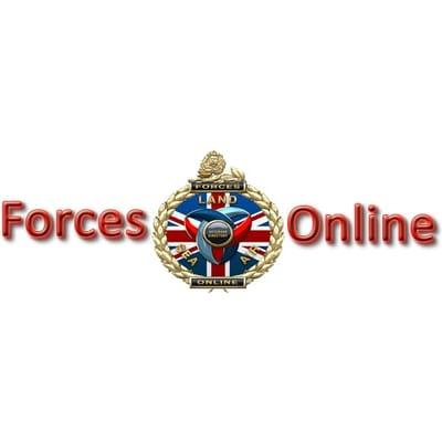 Forces Online Website Logo