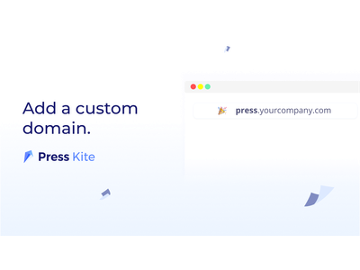 Add a custom domain