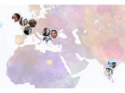 Employee Map 2