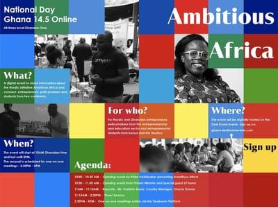 Ambitious Ghana