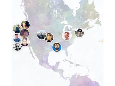 Employee Map 1