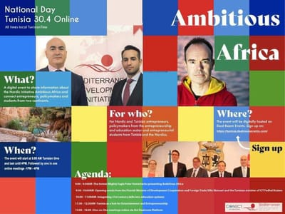 Ambitious Tunisia